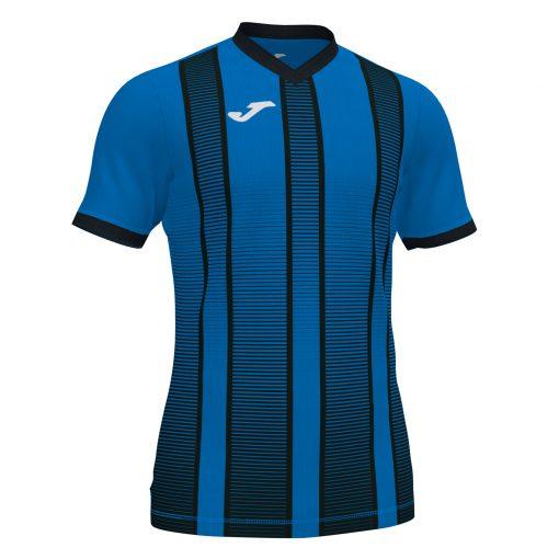Maillot bleu noir joma, Foot, futsal, volley, hand, Tiger II