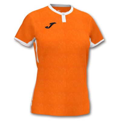 Maillot Orange femme Joma, toletum II, foot, futsal, volley