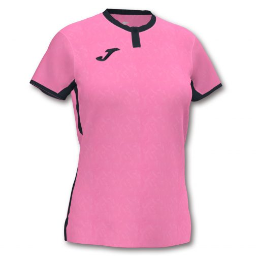 Maillot rose femme Joma, toletum II, volley, futsal, foot