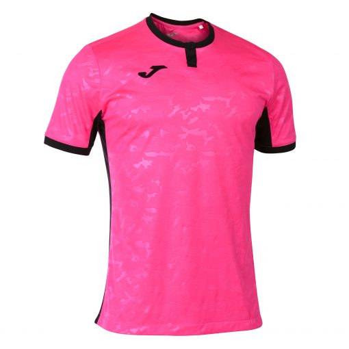 Maillot Joma rose homme, toletum II, volley, foot, futsal