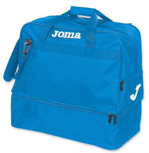 sac, sac de sport, rangement chaussures, bleu