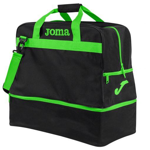 sac, sac de sport, rangement chaussures, vert fluo