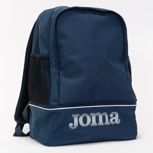 sac à dos, Joma, compartiment chaussures, bleu marine, marine