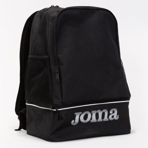 sac à dos, Joma, compartiment chaussures, noir