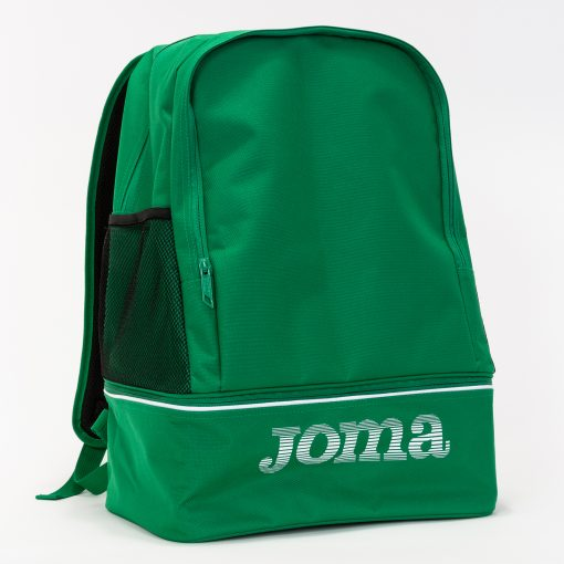 sac à dos, Joma, compartiment chaussures, vert