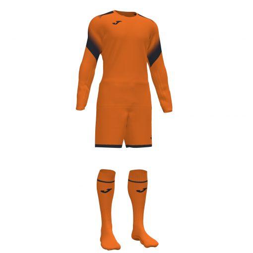 tenue Orange gardien foot, futsal, zamora V, Joma