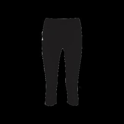 patti, legging, femme, kappa, noir