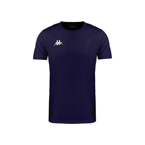 t-shirt marine bleu, kappa, meleto