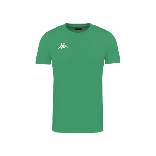 t-shirt vert kappa, meleto