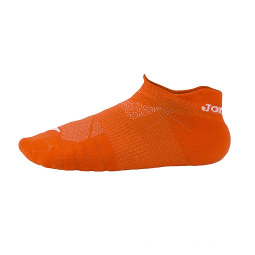 socquettes Joma orange, invisible