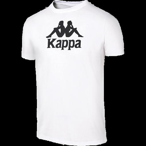 t-shirt kappa Mira blanc cotton