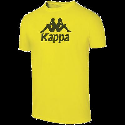 t-shirt Mira Kappa Jaune